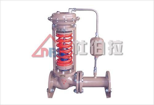 自力式蒸汽压力调节阀(冷凝器)