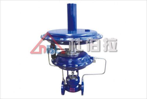 带指挥器微差压控制阀,氮封阀,自力式氮封阀,储罐氮封压力