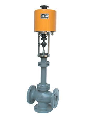 导热油专用电动三通调节阀